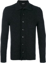 Tom Ford high neck button cardigan