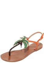 Tory Burch Castaway Flat Sandals