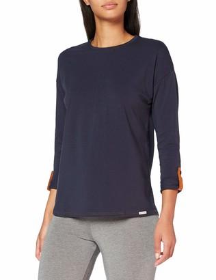 Skiny Women's Damen Shirt Langarm Pajama Top
