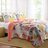 Kohl's Watercolor Dream Reversible Quilt Set