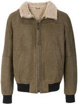 Drome long-sleeved bomber jacket