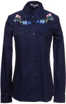 Preen Line Denim shirts