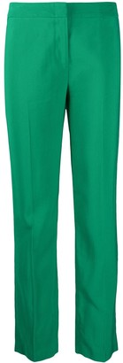 FEDERICA TOSI Mid-Rise Straight Trousers