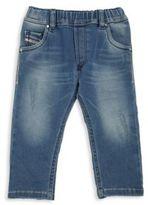 Diesel Baby's Cotton Blend Jeans