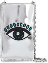 Kenzo Eye phone holder - women - Cotton/Nylon/Polyurethane - One Size