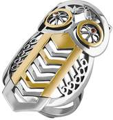 Azza Fahmy Owl Ring
