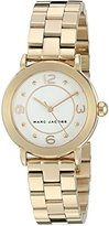 Marc Jacobs Women's Riley Gold-Tone Watch - MJ3473