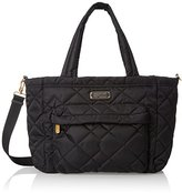 Marc by Marc Jacobs Crosby Quilt Nylon Elizababy Duffle Bag