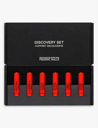 Frédéric Malle Discovery Set For Women 6 x 1.2ml