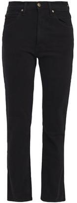 BA&SH High-rise Straight-leg Jeans