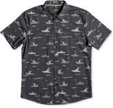 Quiksilver Men's Printed Shirt