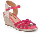 Lucky Brand Kalley3 Espadrille Wedge Sandals
