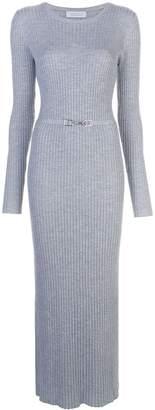 Gabriela Hearst rib knit dress