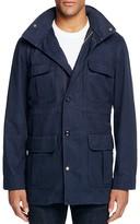 Billy Reid Hooded Field Jacket