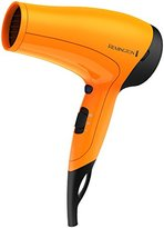 Remington D3015 Ionic Ceramic Dryer, Ionic Hair Dryer, Hair Dryer, Orange
