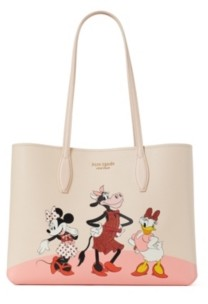 Kate Spade Disney x All Day Large Leather Tote