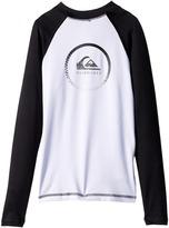 Quiksilver Active Long Sleeve Boy's Swimwear