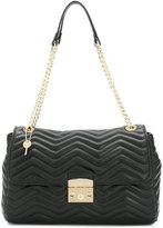 Twin-Set quilted chain tote - women - Leather - One Size