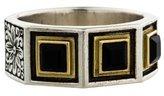 Konstantino Onyx Orpheus Ring