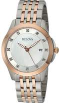 Bulova Diamonds - 98P162 Watches