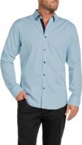 TAROCASH Price Jacquard Shirt