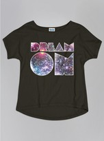 Junk Food Clothing Kids Girls Dream On Tee-jtblk-s