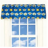 "SpongeBob Squarepants Franco Manufacturing Nickelodeon Square Pants Sea Adventure 84"" Curtain Valance"