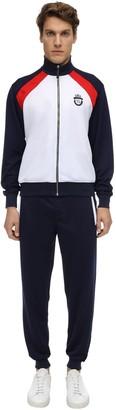 Billionaire Crest Tech Jersey Track Jacket & Pants