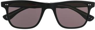 Garrett Leight Wavecrest square frame sunglasses