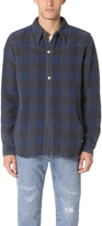 Remi Relief CPO Check Jacket
