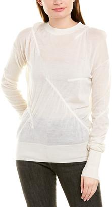 Helmut Lang Elasticized Cashmere Sweater