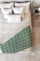 Deny Designs Caroline Okun Moorish Moroccan Faux Shearling Fleece Blanket - 60 x 50
