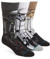 Stance Men's Star Wars(TM) Rogue One 3-Pack Socks