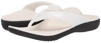 Spenco Yumi 2 Snake (Black) Women's Sandals