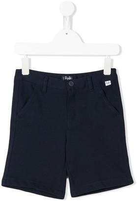 Il Gufo Knee Length Zipped Shorts