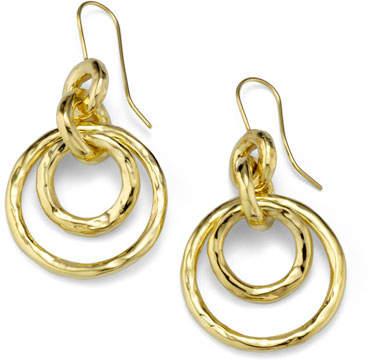 Ippolita Glamazon Jet-Set Earrings, Mini