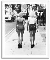 Photos.com by Getty Images Lynn & Christine, New Tights 1976