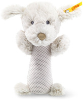 Steiff Baster The Puppy Rattle Soft Toy