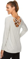 Gaiam Women's Emma Long Sleeve Top