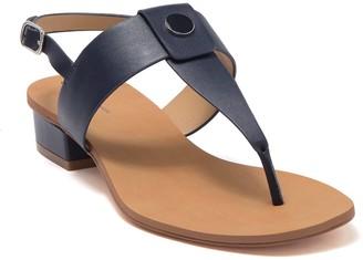 14th & Union Angelika Thong Toe Heeled Sandal