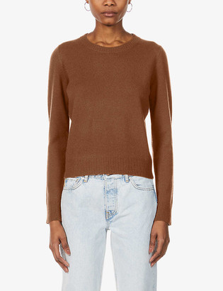 Reformation Regular-fit cashmere jumper