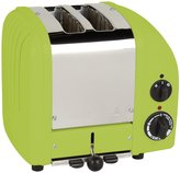 Dualit 2-Slice Classic Toaster, Lime Green - Lime Green