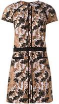 Carven Robe Manches dress - women - Polyester/Viscose/Acetate/Silk - 36