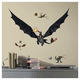 BuySeasons How to Train Your Dragon 2 Hiccup & Toothless Giant Wall Decal