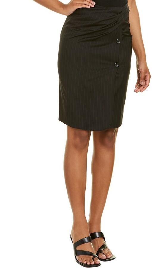 Thumbnail for your product : Max Mara Dalila Wool Skirt