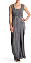 Max Studio High Waist Maxi Dress
