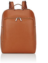 Barneys New York MEN'S STRUCTURED BACKPACK-BROWN