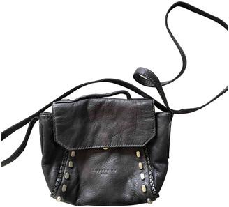 Liebeskind Berlin Anthracite Leather Handbags