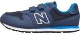 New Balance Junior Boys 500 Trainers Navy