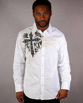 Roar Riddick Buttondown in White